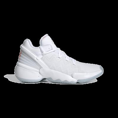 adidas Donovan Mitchell D.O.N. Issue #2 Cloud White FZ1395