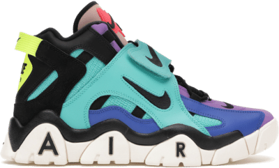 Nike Air Barrage Mid Atmos Pop the Street Collection CU1928 304
