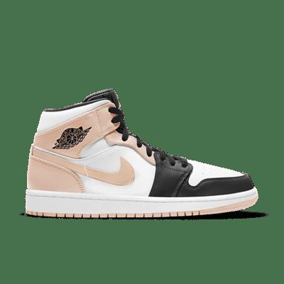 Jordan 1 Mid White 554724-133