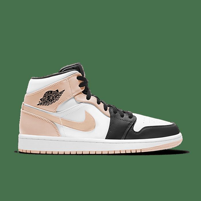 "Air Jordan 1 MID ""CRIMSON TINT"" 554724-133"