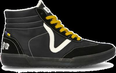 Vault Sneakers Zwart