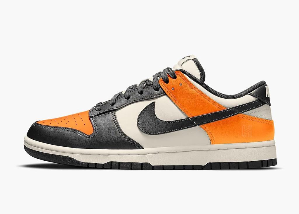 Hype alert: Er komt een Nike Dunk Low aan in Shattered Backboard kleuren