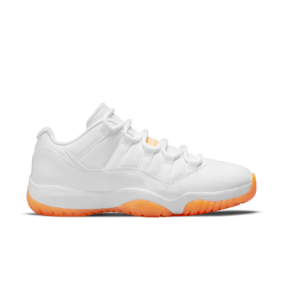 "Air Jordan WMNS 11 RETRO LOW ""CITRUS"" AH7860-139"