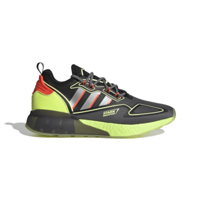 adidas ZX 2K Boost Marvel Grey Five H02559