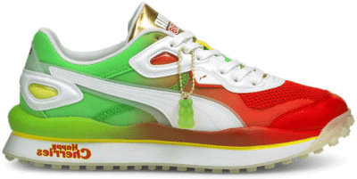 Puma Street Rider Haribo FL sneakers Groen / Wit 382879_01