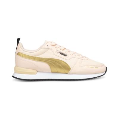Puma R78 Metallic FS sneakers dames Roze / Goud 368867_02