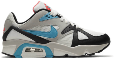 Nike Air Structure White Neo Teal (GS) CW1646-100