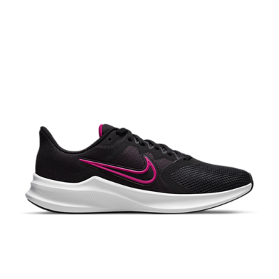 Nike Downshifter 11 Zwart CW3413-004