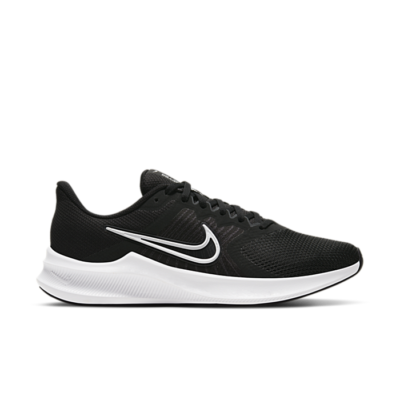 Nike Downshifter 11 Zwart CW3413-006