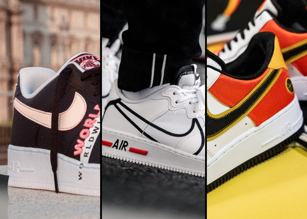 Vandaag in de drie van die: Nike Air Force 'Another 1!'