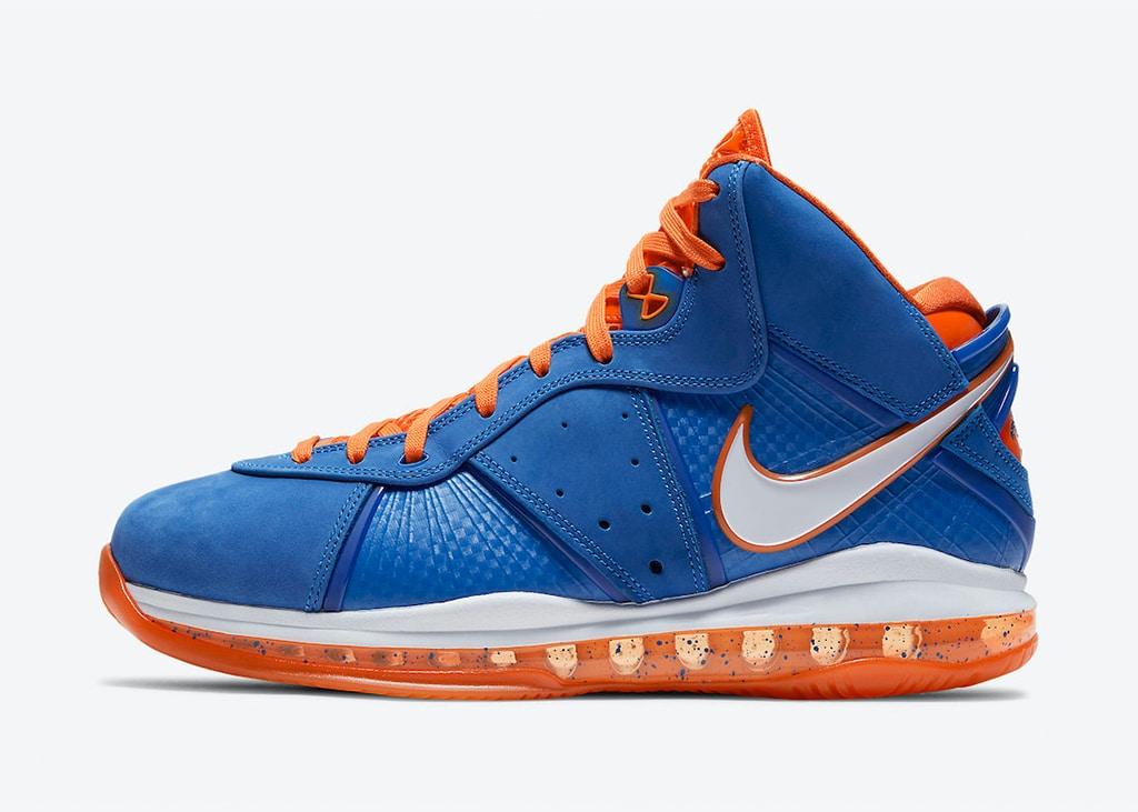 UPDATE: Op 28 april komen de Nike LeBron 8 'Hardwood Classic' uit