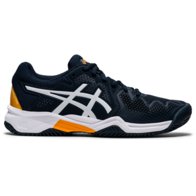 ASICS gel-Resolution 8 Gs French Blue / White Kinderen Array 1044A018.403