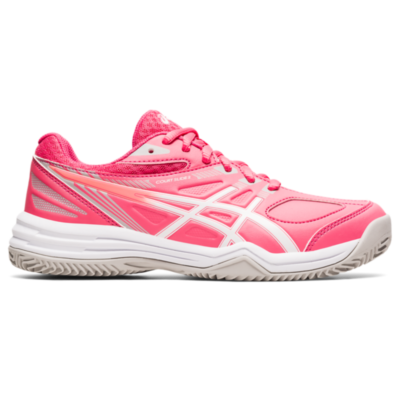 ASICS Court Slide 2 Clay Gs Pink Cameo / White Kinderen Array 1044A022.700