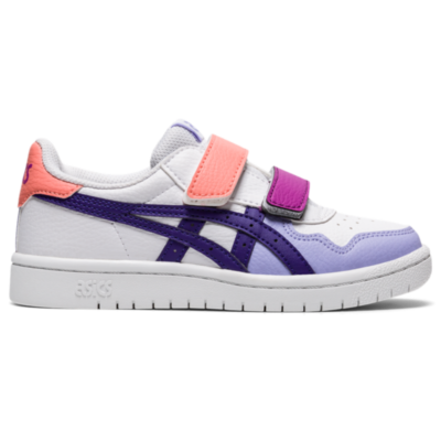 ASICS Japan S™ Ps White / Gentry Purple Kinderen