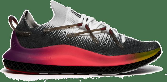 "adidas Performance 4D FUSIO ""BLACK"" FY3609"