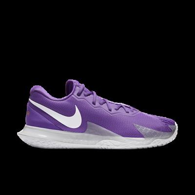 NikeCourt Zoom Vapor Cage 4 Rafa Hardcourt Paars DD1579-524