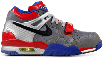 Nike Air Trainer 3 Premium 'Transformers' Silver 317247-002
