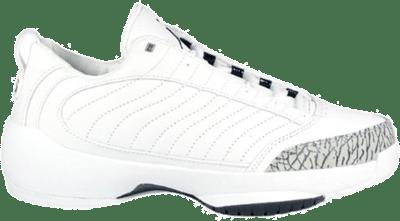 Jordan 19 OG Low White Cement Grey 308513-111