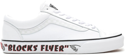 Vans Style 36 White VN0A54F64YS1