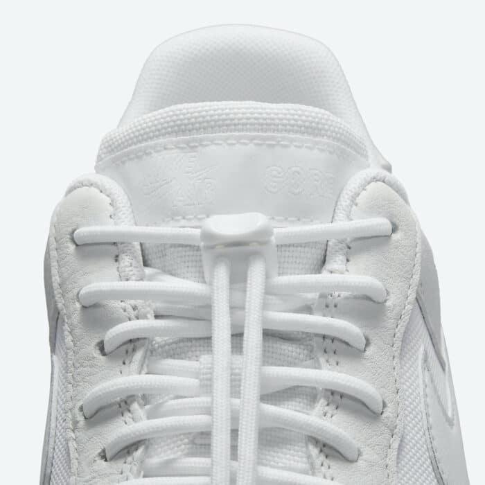 white Nike Air Force 1 gore tex
