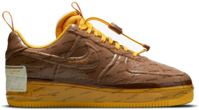 "Nike AIR FORCE 1 EXPERIMENTAL ""ARCHAEO BROWN"" CZ1528-200"