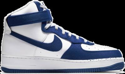 "Nike AIR FORCE 1 HIGH '07 LV8 EMB ""WHITE"" DC8168-100"