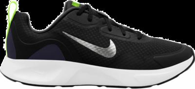 Nike Wearallday Sneaker Zwart Zilver Donkerblauw Zwart CJ1682-008
