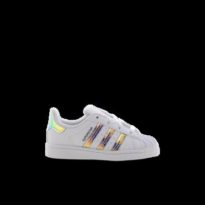 adidas Superstar Velcro White GW5166