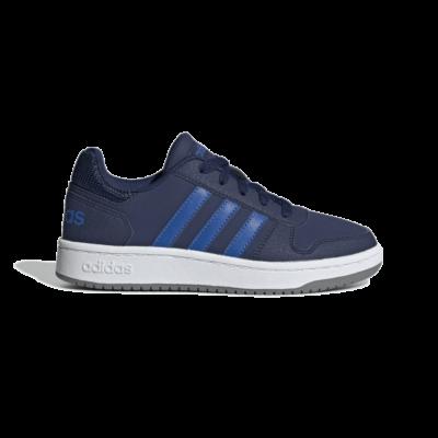 adidas Hoops 2.0 Dark Blue EE8999