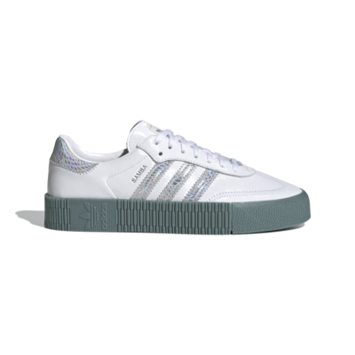 "adidas Originals WMNS SAMBAROSE ""WHITE"" FX6274"
