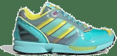 """adidas Originals XZ 0006 INSIDE OUT """"AQUA"""" GZ2710"""