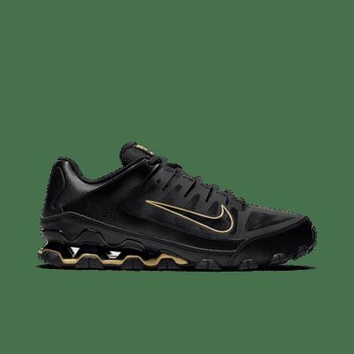 Nike Reax 8 TR Mesh 'Black Metallic Gold' Black 621716-020
