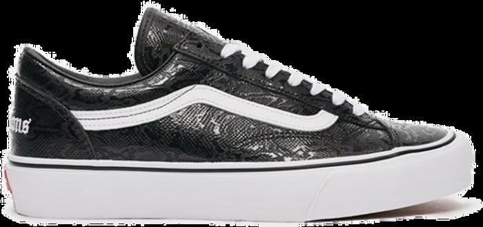 Vans Style 36 Vlt LX x Noon Goons 'Black'  VN0A5FC3617