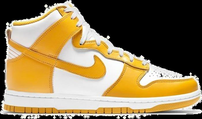 """Nike WMNS DUNK HIGH """"SULFUR"""" DD1869-106"""