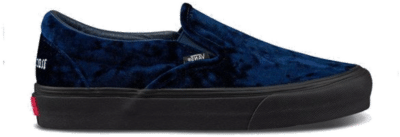 Vans Classic Slip-On Vlt LX x Noon Goons 'Black'  VN0A3QXY5VF