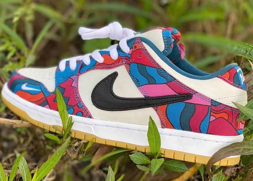 Heerlijke nieuwe Piet Parra schoen aangekondigd: de Nike SB Dunk Low
