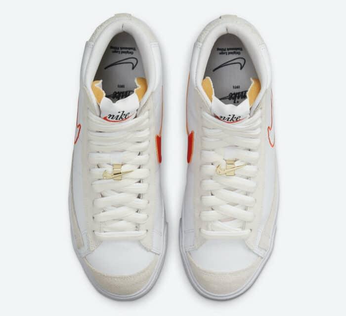 swoosh Nike Air blazer 77