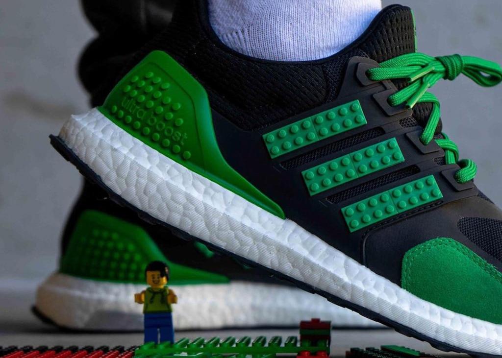 Nieuwe colorway op komst van de direct uitverkochte LEGO adidas Ultra Boost!