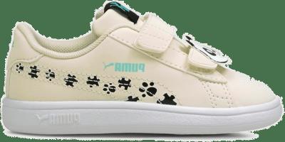 Puma Smash v2 Summer Animals babysneakers 368789_02