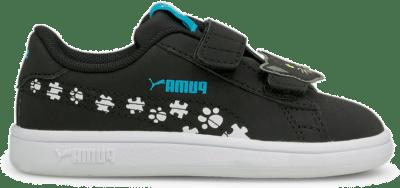Puma Smash v2 Summer Animals babysneakers 368789_01