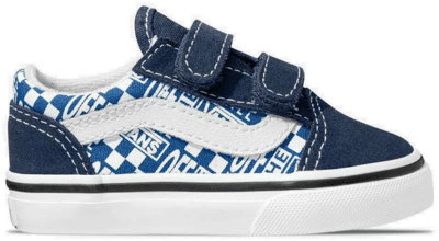 "Vans TD Old Skool V ""Off The Wall"" VN0A38JN3U11"
