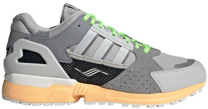 "adidas Originals ZX 10 000 C ""GREY TWO"" FX6978"