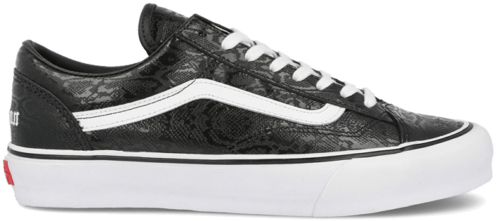 VANS VAULT x Noon Goons Style 36 VAULT LX-Footwear Black Snake / White VN0A5FC36171