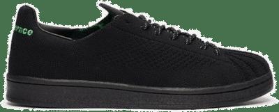 adidas Pharrell Williams Primeknit Superstar Core Black GX0195