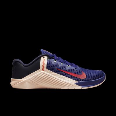 Nike Metcon 6 Blauw AT3160-446