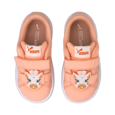 Puma Smash v2 Summer Animals babysneakers 368789_03