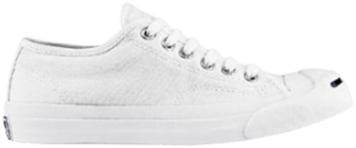Converse Jack Purcell Low Top 'Triple White' White 1Q698