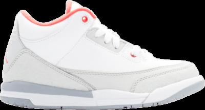 Air Jordan 3 Retro PS White 441141-101