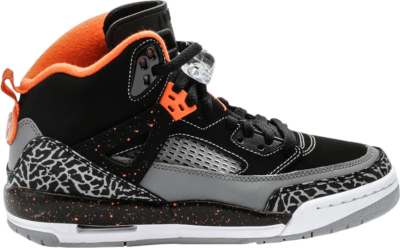 Air Jordan Jordan Spiz'ike GS 'Black Electric Orange' Black 317321-080