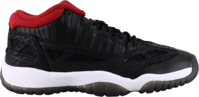 Air Jordan 11 Retro Low GS 2011 Black 306006-001